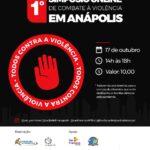 I Simpósio Online de Combate à Violência em Anápolis